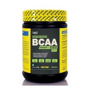Buy HealthVit Fitness BCAA Powder 6000 (2:1:1) Pineapple Flavour - Nykaa