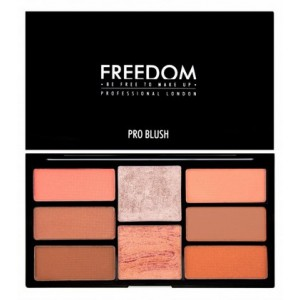 Buy Freedom Pro Blush Palette - Nykaa