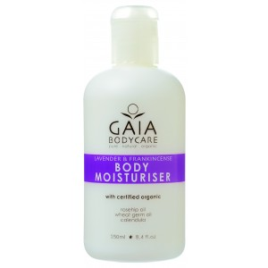 Buy Gaia Skin Naturals Care Body Moisturiser Lavender & Frankincense  - Nykaa