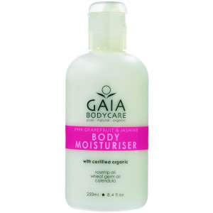 Buy Gaia Skin Naturals Care Body Moisturiser Pink Grapefruit & Jasmine  - Nykaa