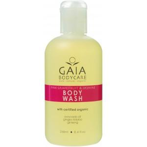 Buy Herbal Gaia Skin Naturals Care Body Wash Pink Grapefruit & Jasmine  - Nykaa
