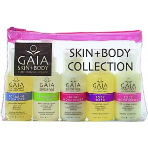 Buy Gaia Skin Naturals + Body Collection  - Nykaa