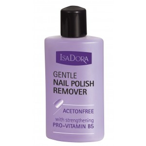 Buy IsaDora Gentle Nail Polish Remover Acetone Free - Nykaa