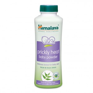 Buy Himalaya Baby Care Prickly Heat Baby Powder - Nykaa