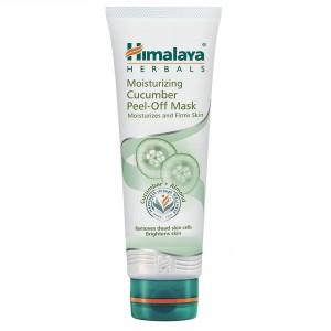 Buy Himalaya Herbals Moisturizing Cucumber Peel-Of Mask - Nykaa