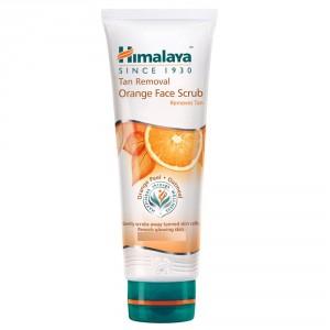Buy Himalaya Herbals Tan Removal Orange Face Scrub - Nykaa