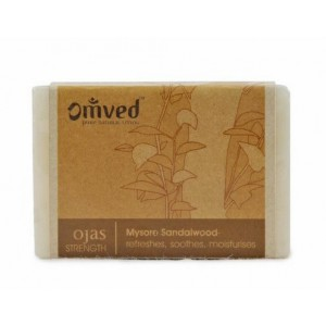 Buy Omved Ojas Sandalwood Bathbar - Nykaa