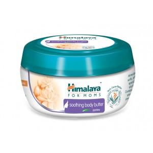 Buy Himalaya Mom's Care Soothing Body Butter Jasmine Cream - Nykaa