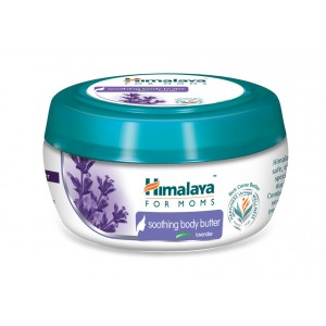 Buy Himalaya Mom's Care Soothing Body Butter Lavender Cream - Nykaa