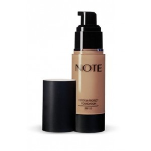 Buy Note Detox And Protect Foundation - Nykaa
