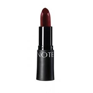 Buy Note Mattemoist Lipstick - 307 Dark Wine - Nykaa
