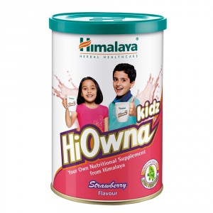 Buy Himalaya Wellness HiOwna Kidz Strawberry Flavour - Nykaa