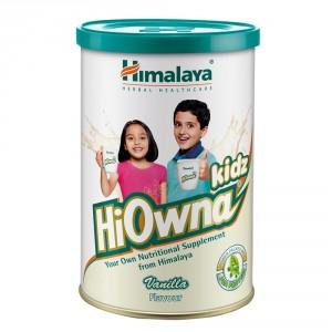 Buy Himalaya Wellness HiOwna Kidz Vanilla Flavour - Nykaa