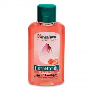 Buy Himalaya Wellness PureHands Strawberry Hand Sanitizer - Nykaa
