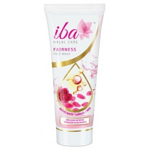 Buy Iba Halal Care Fairness Face Wash - Nykaa