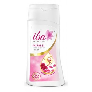 Buy Iba Halal Care Fairness Hand & Body Lotion - Nykaa