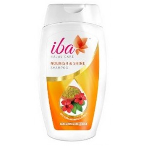 Buy Iba Halal Care Nourish & Shine Shampoo - Nykaa