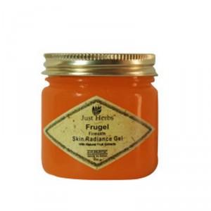 Buy Just Herbs Frugel Firm Skin Skin Radiance Gel - Nykaa