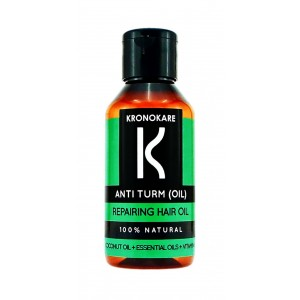 Buy Kronokare Anti Turm - Oil - Repairing Hair Oil - Nykaa