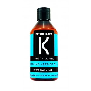 Buy Kronokare The Chill Pill Cooling Massage Oil - Nykaa