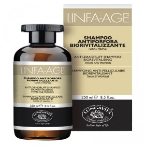 Buy Herbal Bottega Di Lungavita Linfa Age Anti Dandruff Shampoo - Nykaa