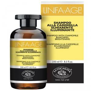 Buy Bottega Di Lungavita Linfa Age Shampoo With Chamomile - Nykaa
