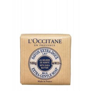 Buy L'Occitane Shea Butter Extra Gentle Soap - Milk - Nykaa