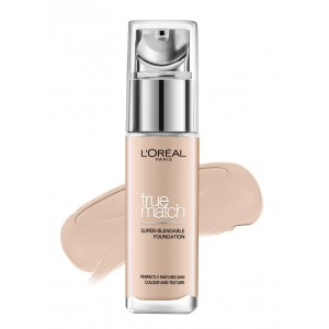 Buy L'Oreal Paris True Match Super-Blendable Foundation - Nykaa