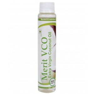 Buy Merit Vco Extra Virgin Coconut Oil - Nykaa