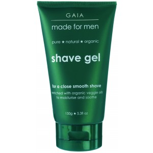 Buy Gaia Skin Naturals Shave Gel For Men - Nykaa