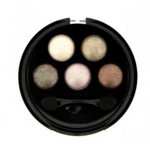 Buy Makeup Revolution 5 Baked Eyeshadows  - Nykaa