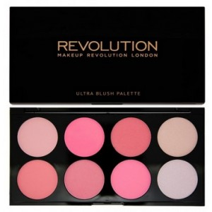 Buy Makeup Revolution Blush & Contour Palette - Nykaa