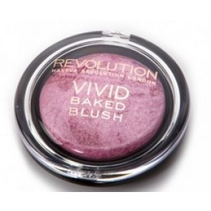 Buy Herbal Makeup Revolution Baked Blusher - Nykaa