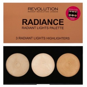 Buy Makeup Revolution Highlighter Palette - Nykaa
