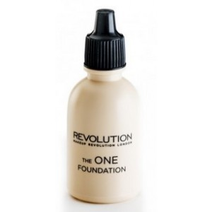 Buy Makeup Revolution The One Foundation - Nykaa