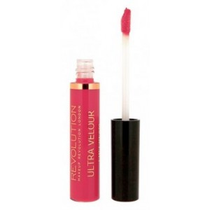 Buy Makeup Revolution Ultra Velour Lip Cream - Nykaa