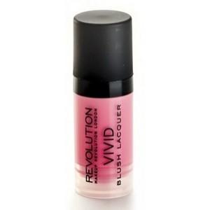 Buy Makeup Revolution Vivid Blush Lacquer - Nykaa
