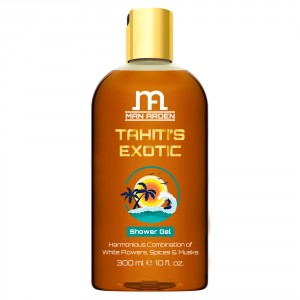 Buy Man Arden Tahiti's Exotic Luxury Shower Gel - Nykaa