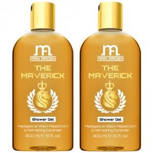 Buy Man Arden The Maverick Luxury Shower Gel (Pack of 2) - Nykaa
