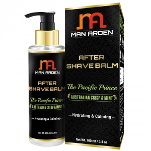 Buy Man Arden After Shave Balm - The Pacific Prince - Nykaa