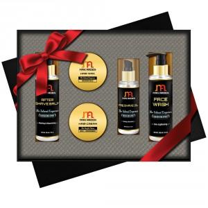 Buy Man Arden Urban Hairstyle Luxury Men's Hair Styling & Grooming Gift Set - Nykaa