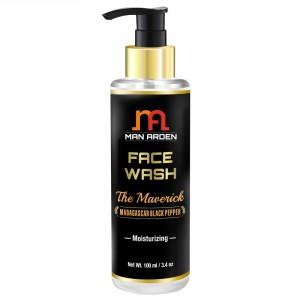 Buy Man Arden Face Wash - The Maverick - Nykaa