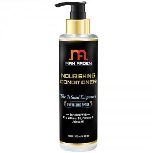 Buy Man Arden Hair Conditioner - The Island Emperor - Nykaa