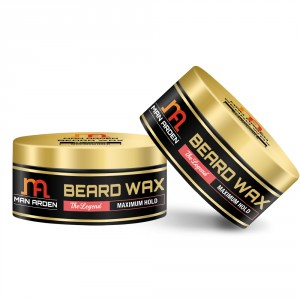 Buy Man Arden Beard & Mustache Wax - The Legend (Pack of 2) - Nykaa