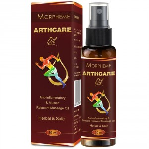 Buy Morpheme Arthcare Oil With Spray - Nykaa