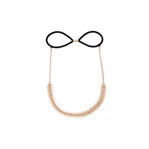 Buy Pipa + Bella Golden Chain Hairband - Nykaa