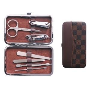 Buy Babila Manicure Set Of 7 Tools - Nykaa