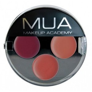 Buy MUA Lip Trio - Nykaa