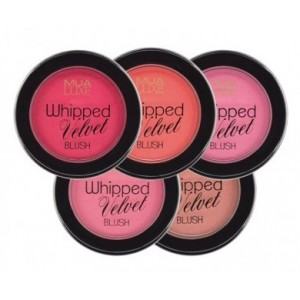 Buy MUA Luxe Whipped Velvet Blush - Nykaa