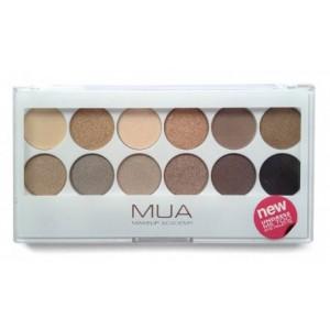 Buy MUA Undress Me Too Eyeshadow Palette - Nykaa